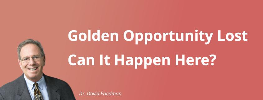 Dr. David Friedman