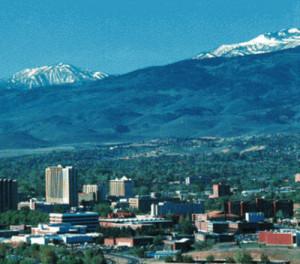 Photo: 1980s-era Reno, Nevada. Public domain.