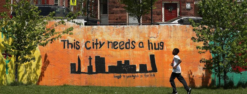 Photo: Getty Images Can the liberal narratives now invoked to explain Baltimore's problems lead to a revival of this once-prosperous port city?