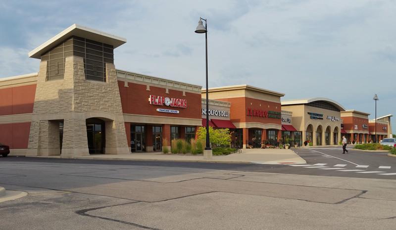 Courtesy of Whitestown New Whitestone retail center.