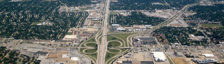 Photo credit: Aerial vies of Irvine, Texas by La Citta Vitta, via Flickr