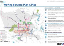 METRONext Moving Forward Plan A Plus