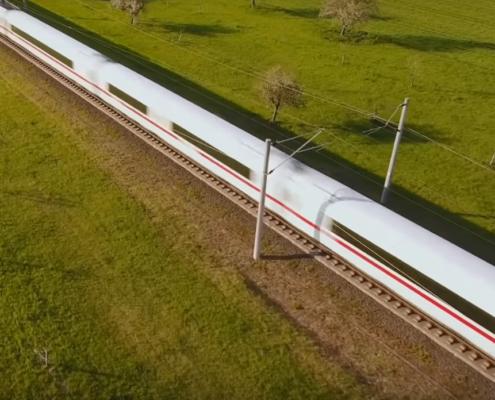 California's highspeed rail project