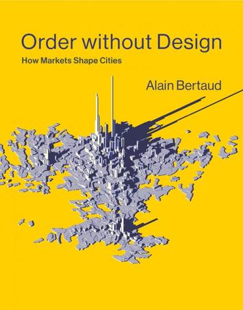 Book cover: Order without Design, by Alain Bertaud