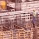 Constructing an Urban Building