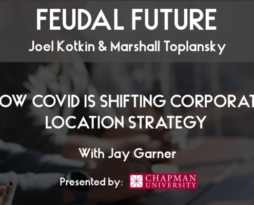 How COVID Shifting Corporate Location Strategy