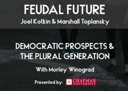Feudal Future talks with Morely Winograd