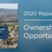 Ownership and Opportunity: New Report from Urban Reform Institute