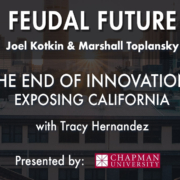 End of Innovation exposing California need to focus on job creation