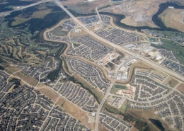 Indian Creek development, near Dallas, Texas