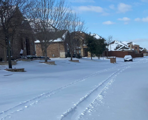 Winter storm, Texas 2021