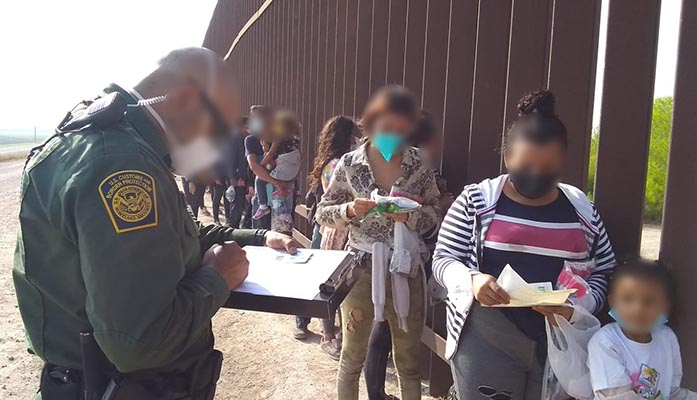 CBP Stats Reveal No Slowing Of Migrant Encounters At Southwest Border