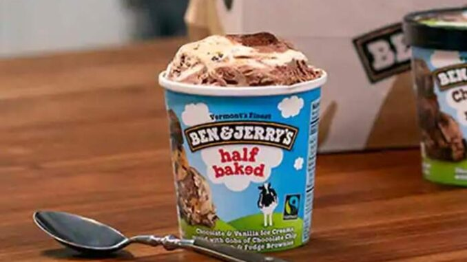 Treasurer Yee Divests Ben & Jerry's State Funds for Illegal Israel Boycott