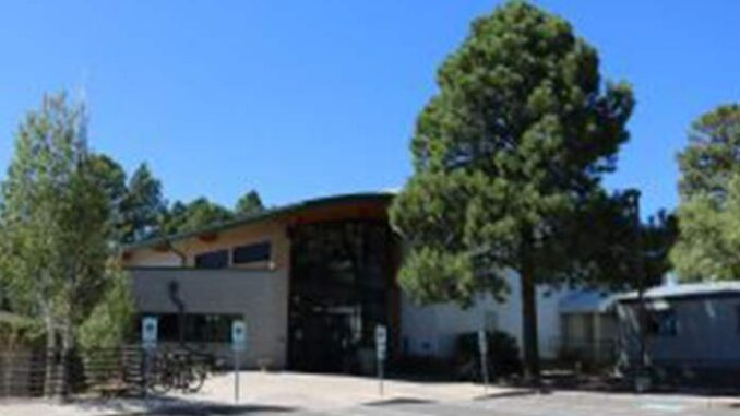 Flagstaff Charter School Segregated Maskless Students Without Direct Instruction