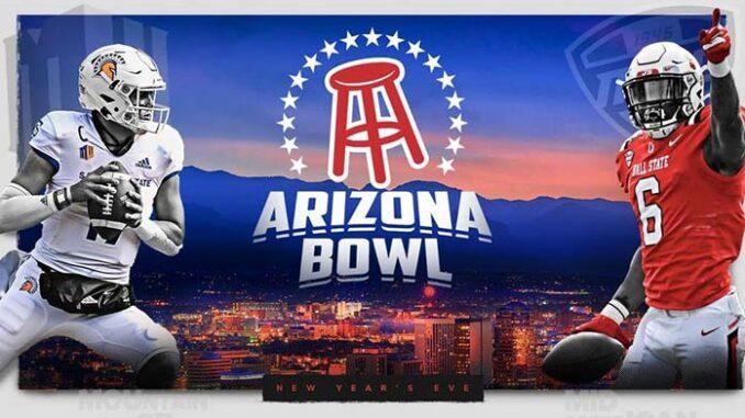 Arizona Bowl Game Will Go On Despite Pima County's Vote To Renege Support