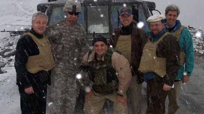 Interest In Biden's Connection To The Arizona National Guard And Afghanistan Renewed