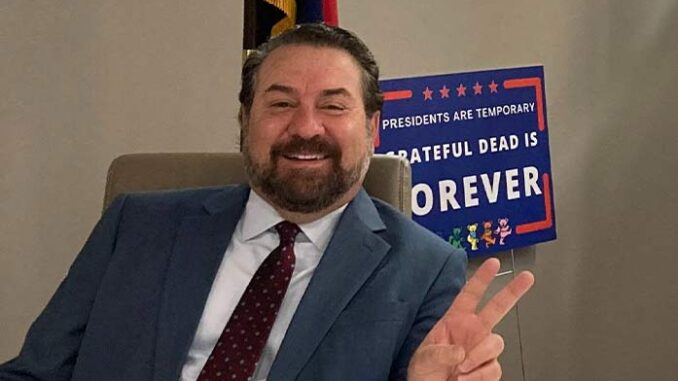 Mark Brnovich's Campaign Event Hosted By Accused Domestic Abuser Jailed For Nonpayment Of Child Support