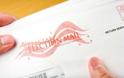 Bulk Mail Voting Is The True Threat To Democracy