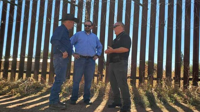 Brnovich Says Border Improvements Could Happen If Biden Simply Abides By Deportation Laws