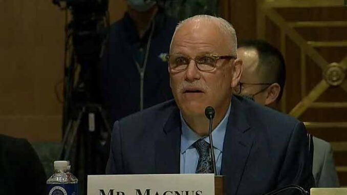 Dannels Explains Why State, National Sheriffs' Groups Oppose Magnus As Head Of CBP