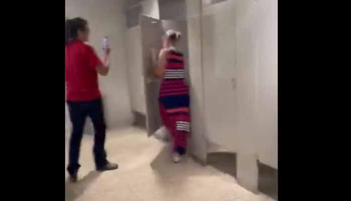 Police Investigating Activists Who Accosted, Filmed Senator Sinema in ASU Bathroom