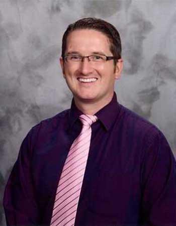 Dr. Braden Michaud