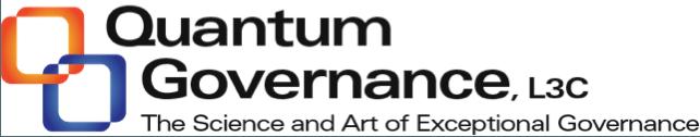 Quantum Governance, L3C