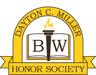 Dayton C Miller Honor Society