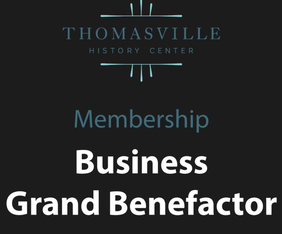 Thomasville-History-Center-membership-business-grand-benefactor