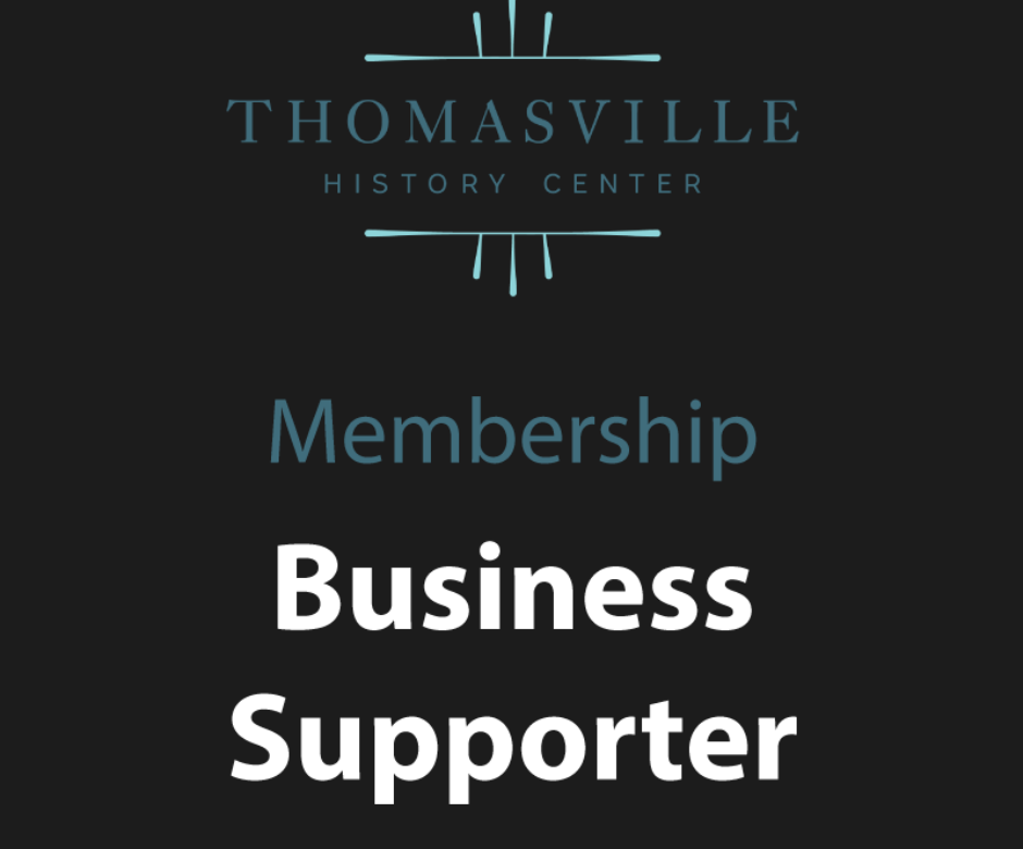 Thomasville-History-Center-membership-business-supporter