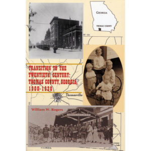Transition to the Twentieth Century, 1900-1920