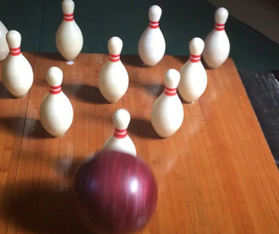 Bowling Night at the Thomasville History Center