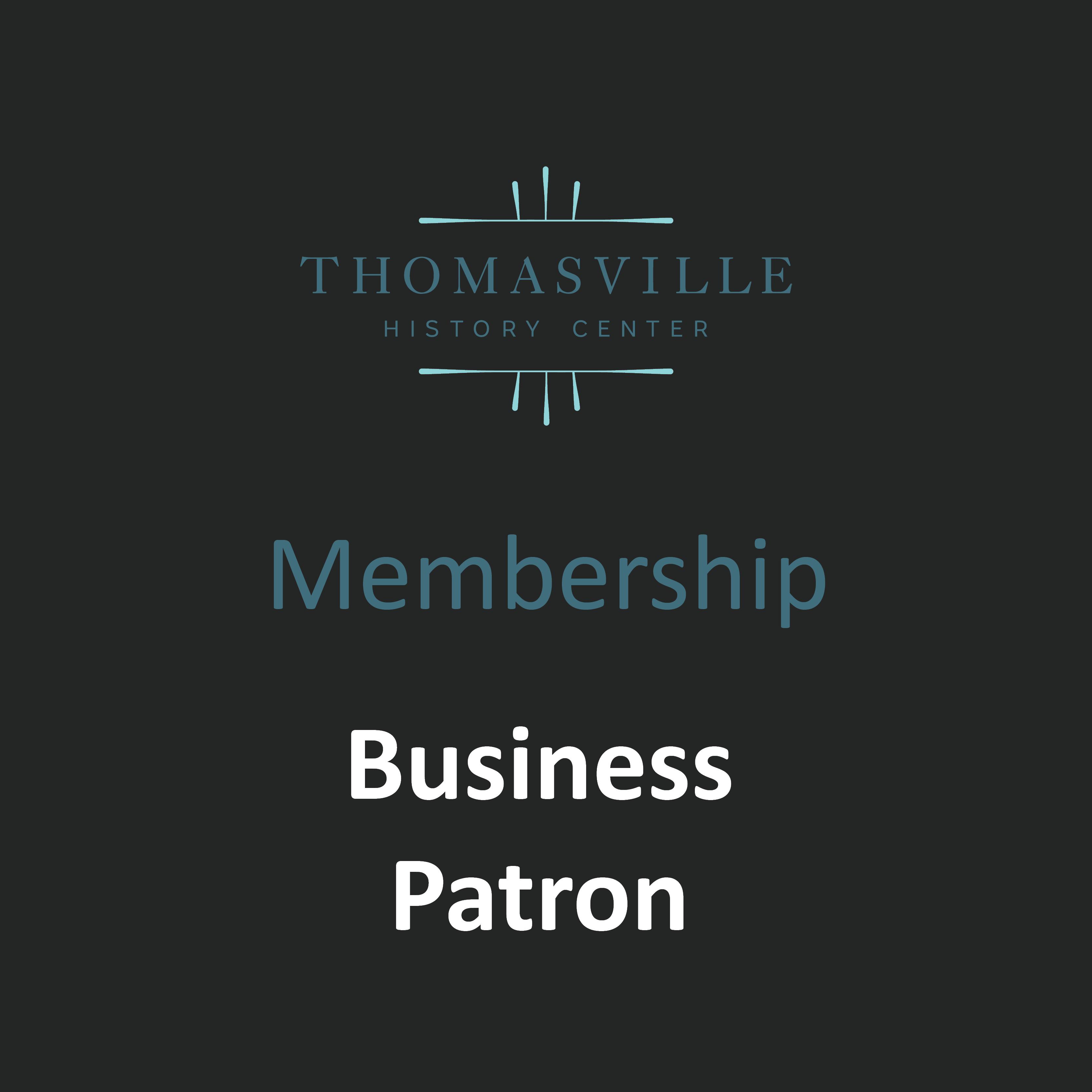 business patron