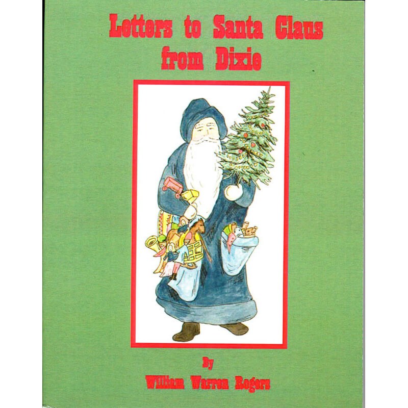 letters to santa claus from dixied