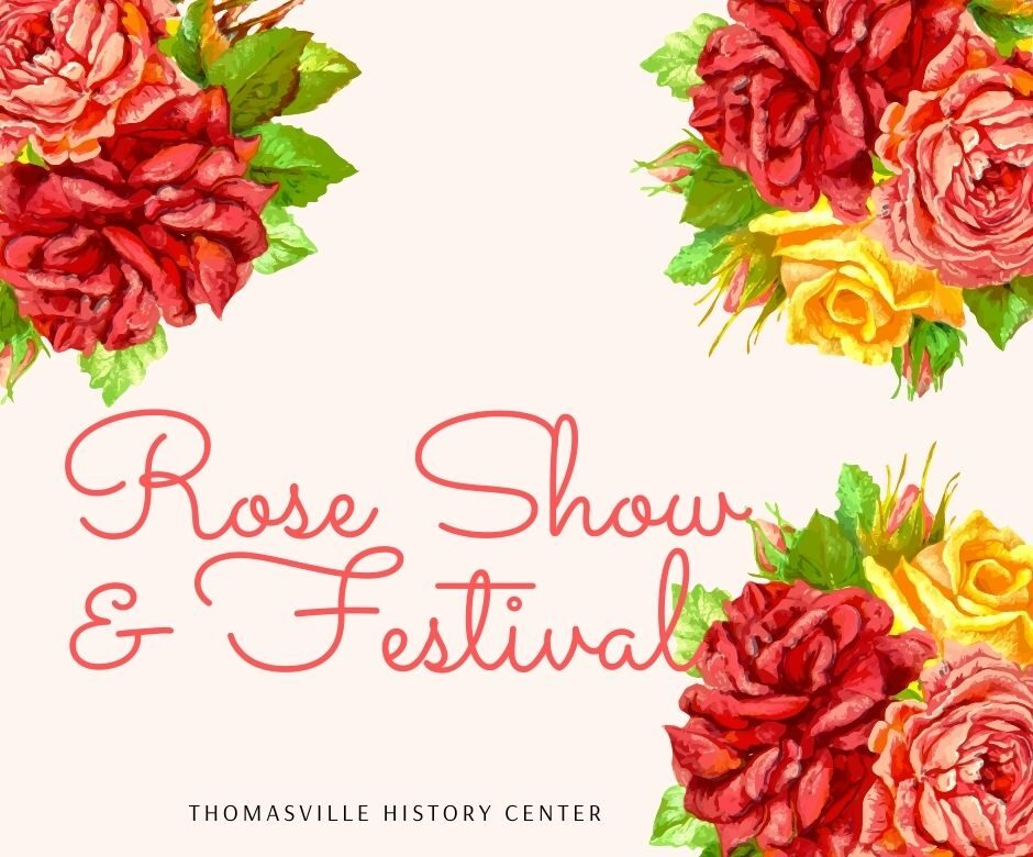 100th Annual Rose Show & Festival Celebrations at the Thomasville History Center (1)