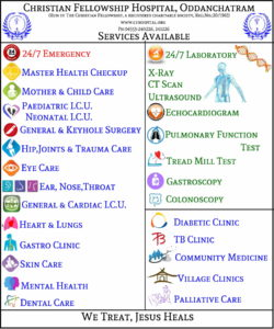 Services in English