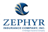 Zephyr Insurance Hawaii Logo