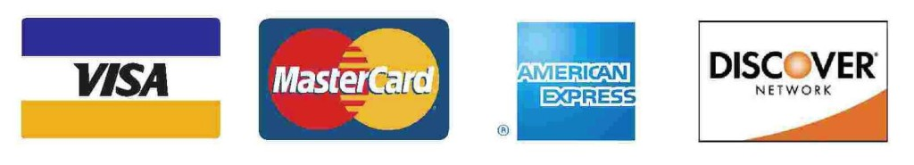 Credit Cards accepted at our dentist office serving West Haven, New Haven, and Orange, CT