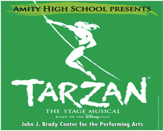 Our Orange, CT dentist office are Advertising partners for Tarzan
