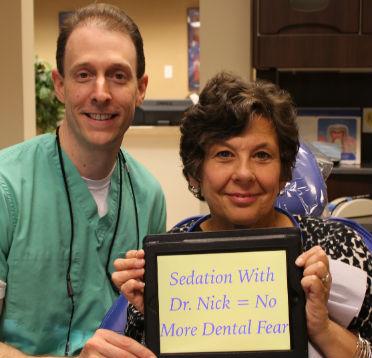 Best sedation dentist for scared dental patients