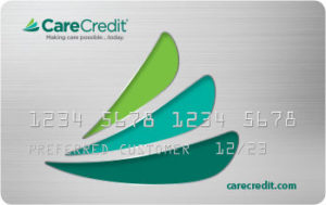 Care Credit Accepted at our dental office