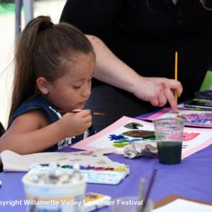 Willamette Valley Lavender Festival & Plein Air Art Show