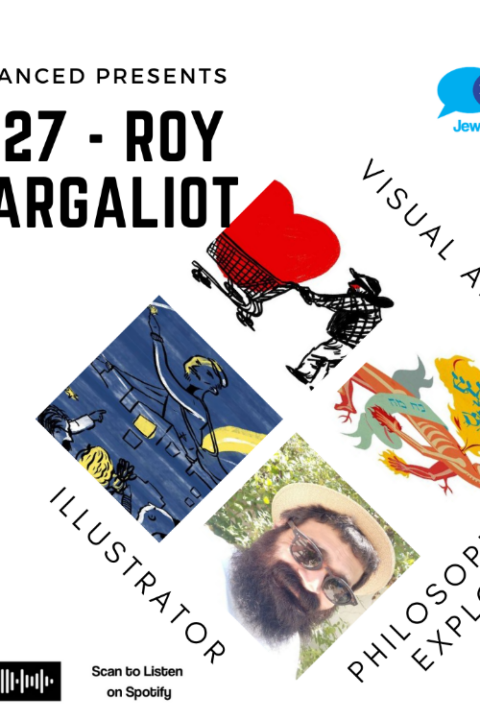 Episode #27 – Roy Margaliot, Visual Artist & Illustrator