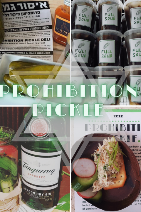 Episode #44 – Chaim Davids, proprietor of Prohibition Pickle & leader of the Ashkenazi soul food revival