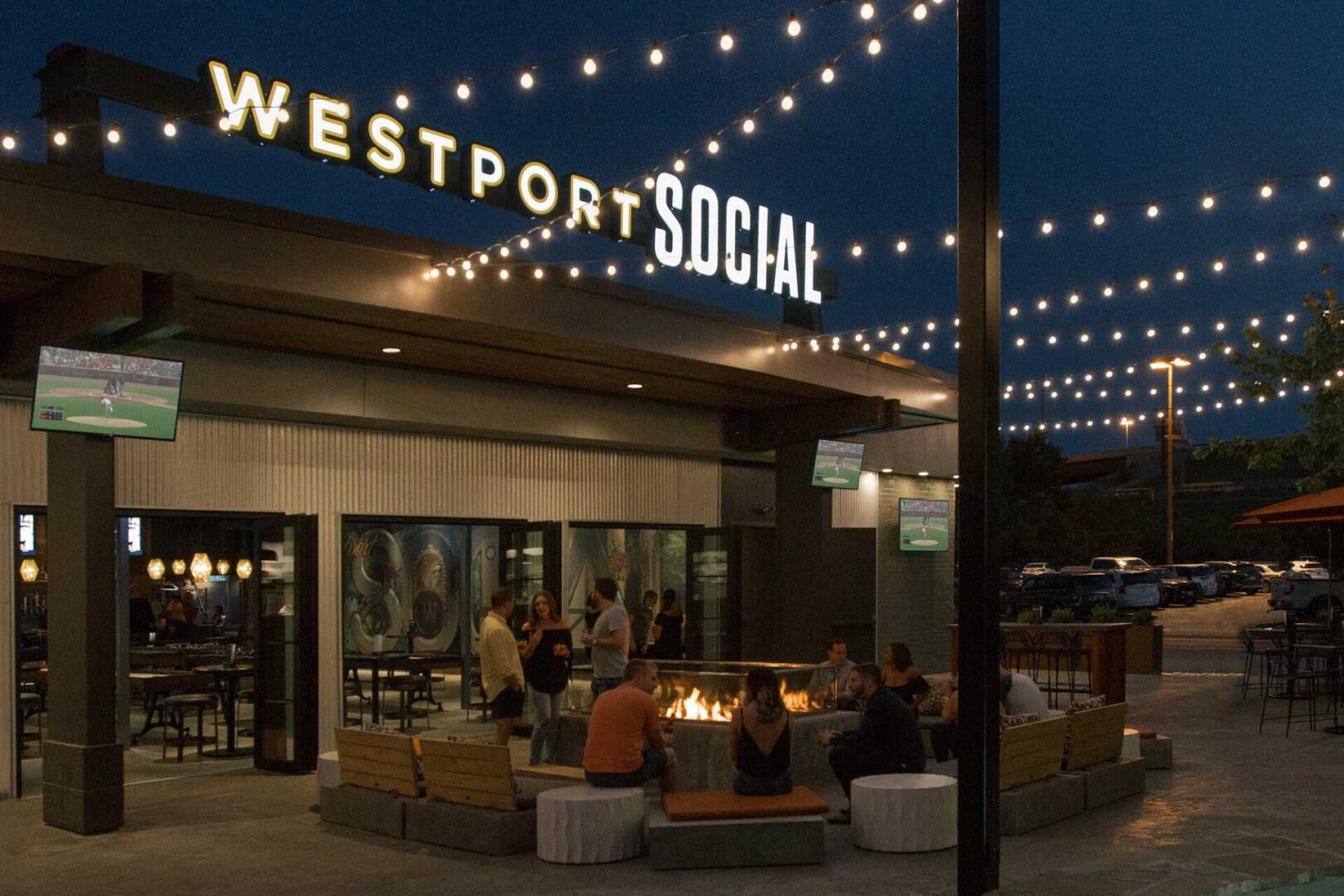 WESTPORT SOCIAL