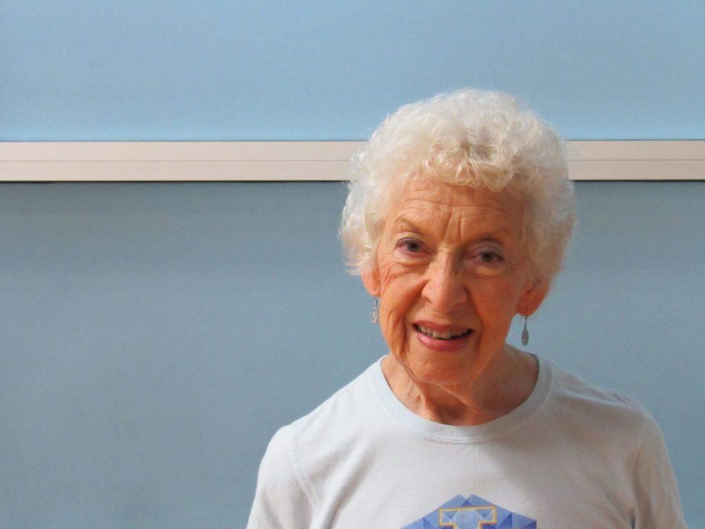 Headshot of instructor Mary Lou Buk