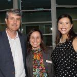 CFO Camilla Robinson and Board Member Christi Gragnani-Woods