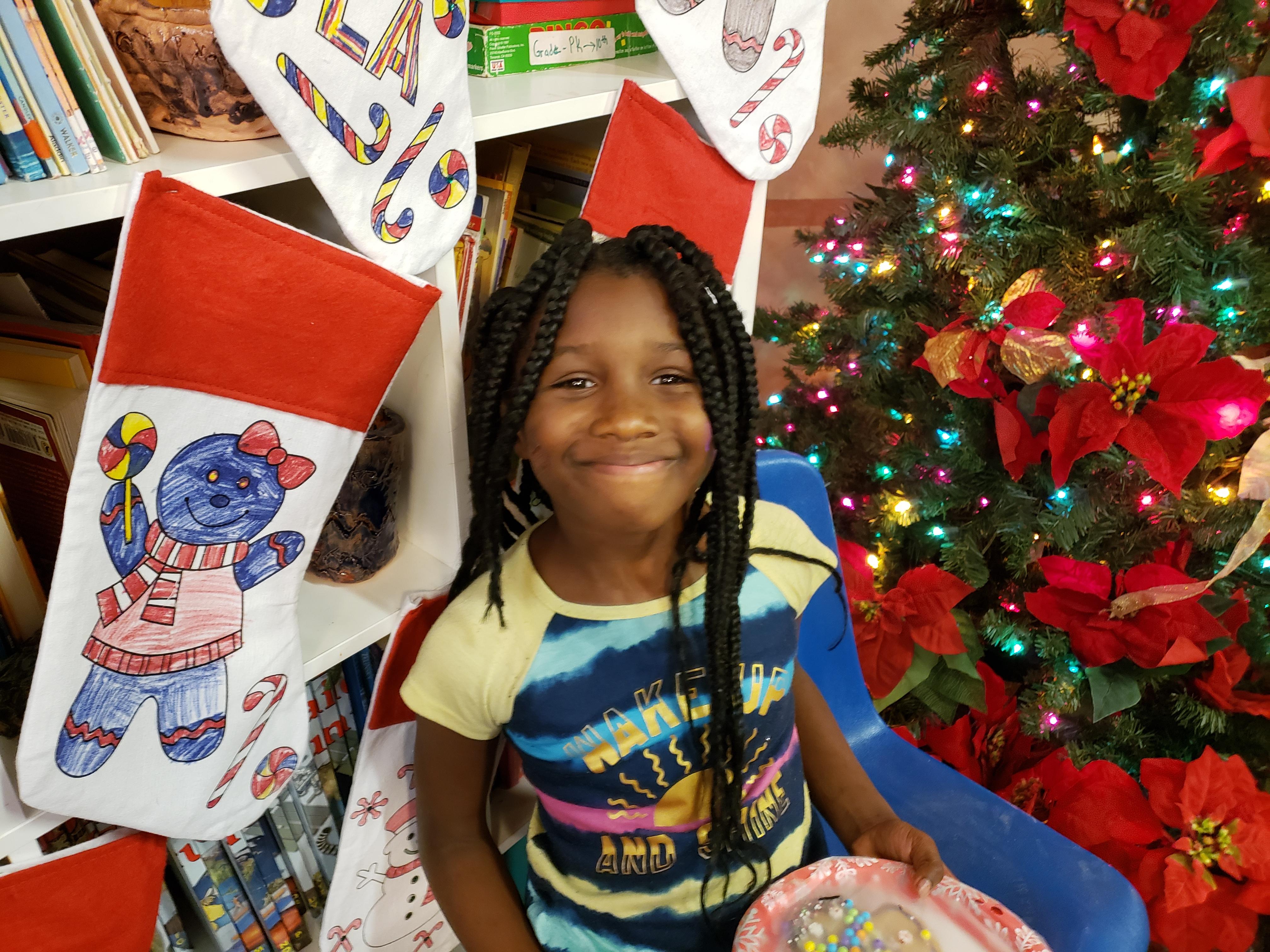 YWCA Students Celebrate The Holidays