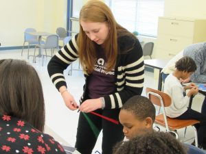 YWCA, Ally Bank, Literacy, Student, Reading, Afterschool
