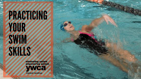 Swim Practice… On Land